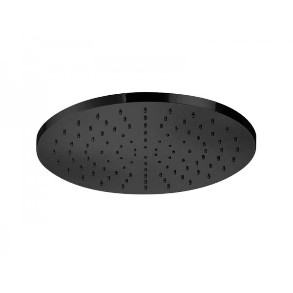 Sprcha kulatá BLACK Ø20 cm ECOAIR