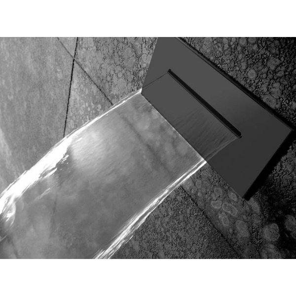 Vodopád BLACK 30x15 cm