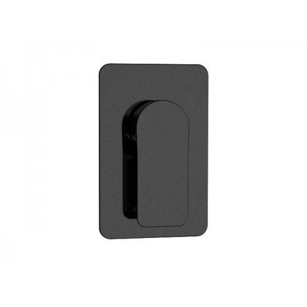 Baterie INFINITY BLACK podomítková páková, 1 funkce