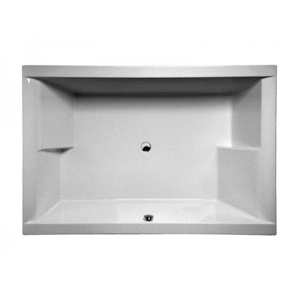 DUPLA obdélníková vana 180x120x54 cm (vana pro 2 osoby)