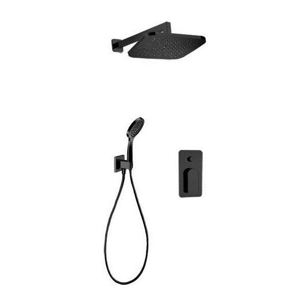 Sprchový set INFINITY BLACK
