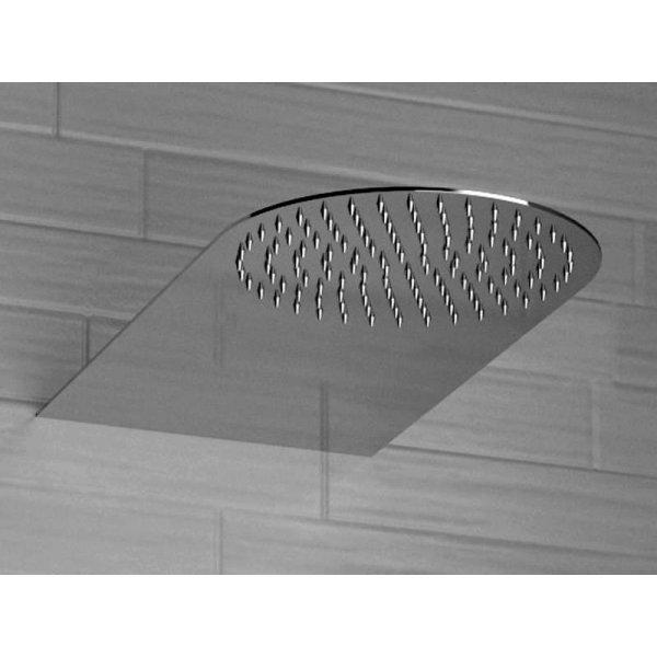 Sprcha ROUND FLAT 50x25 cm