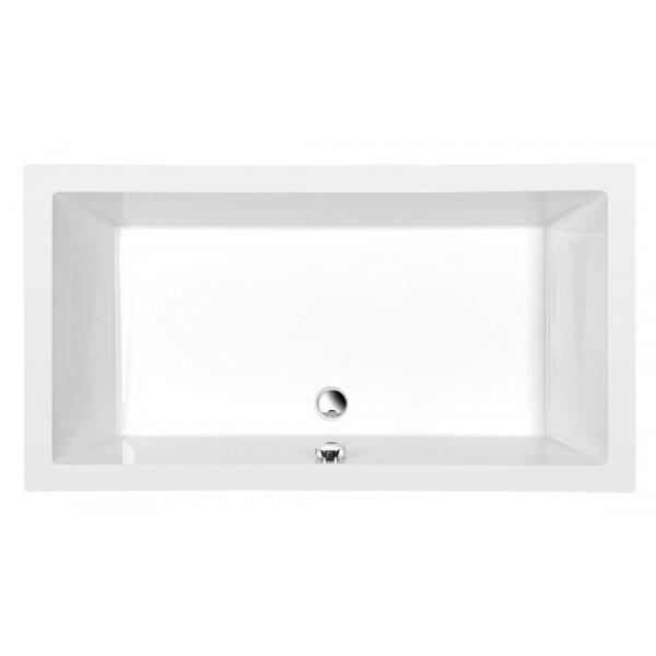 DEEP 100x90 - akrylát hloubka 26 cm