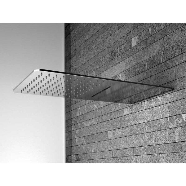 Sprcha INFINITY FLAT s vodopádem 50x25 cm