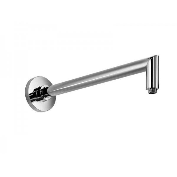 Sprchové ramínko s kotvením, kulaté, 42 cm