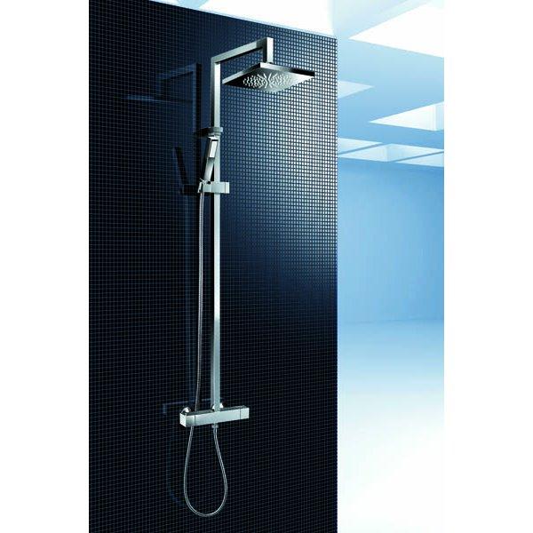 CUBICO sprchový sloup s termostatickou baterií