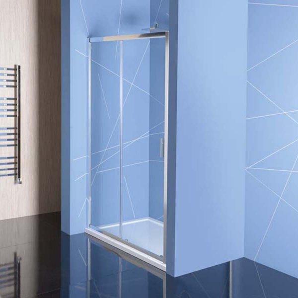 Posuvné dveře do niky EASY LINE 100 cm (2-dílné)