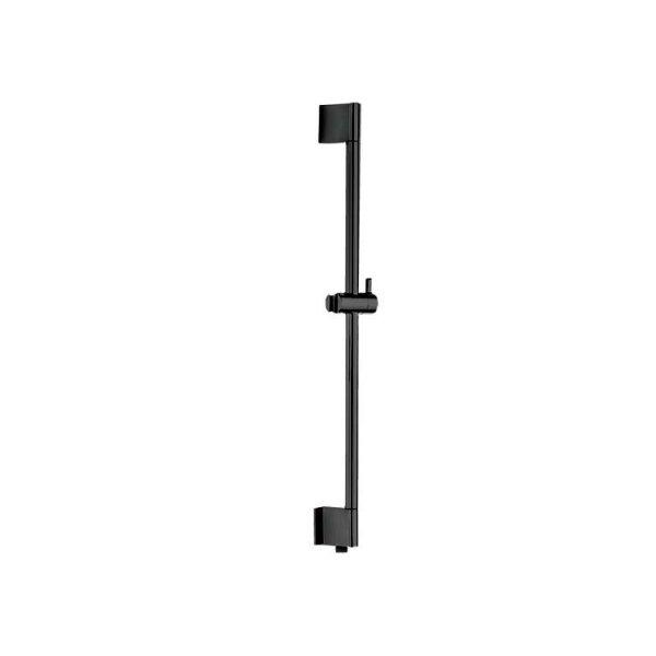 Sprchová tyč BLACK s vývodem